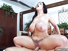 Rub and Fuck Thy Neighbor Starring Pornstar Sheridan Love