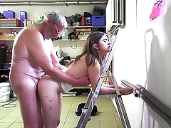 I had sex with my English teacher. I gave him a blowjob and he fucked me