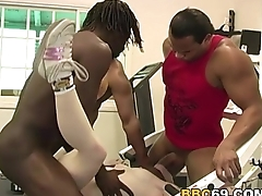 Bisexual Brittini Interracial Gangbang