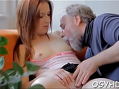 Olfd fart licks young pink indecent cleft
