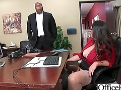 Hard Sex Action With Slut Big Tits Office Girl (Alison Tyler) video-01