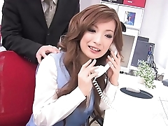 41Ticket - Aiko Nagai is the Office Slut (Uncensored JAV)