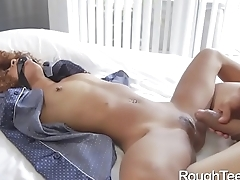 Kendall Woods Giving Head and Fucking Nice Cock