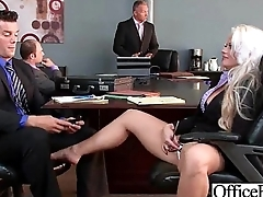 (Holly Heart) Busty Sexy Office Girl Busy In Hard  Carnal knowledge Act video-22