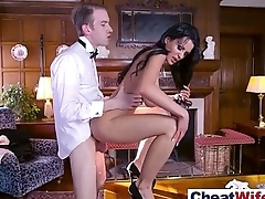 (patty michova) Naughty Housewife Love To Cheat On Camera video-27