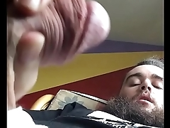 Intense Thick Cock Stroking (POV)