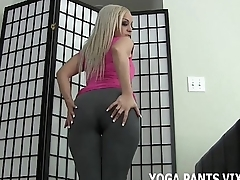 These yoga pants make my ass look incredible