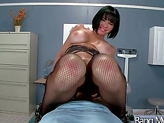 Sex Tape Between Horny Doctor And Sluty Patient (Veronica Avluv) vid-29
