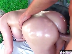 Deep Anal Sex On Tape Adjacent to Big Curvy Ass Horny Girl (Alena Croft) vid-06