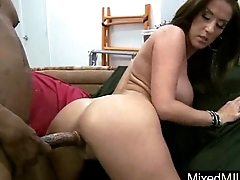 Interracial Sex With Black Mamba Cock Ride By Mature Lady (gianna foxxx) vid-11