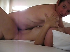 Billy Preston and Misti Dew - Amateur Couple In Love