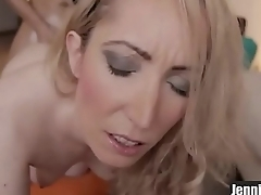 Jennifer Logan first anal sex virgin HD