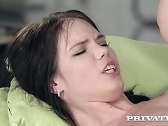 Private.com - Lovenia Lux loses her anal innocence