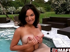 Big Breasted Shae Summers Just Cannot Get Enough of Jmac