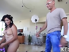 Tranny slut in nasty butt fucking